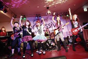 Girls' Band Live pub espressivo(エスプレッシーボ)