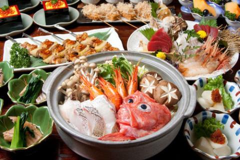 北海道の旬を味わえる季節の新メニュー