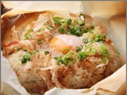 チーズおかか飯のオーブン焼き ¥690