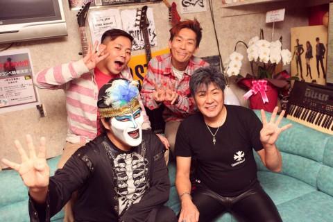 吉川晃司のモノマネが人気の吉川工事中さんやヘーモン閣下など本格的ショーは圧巻!